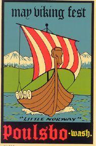 Poulsbo, May Viking Fest