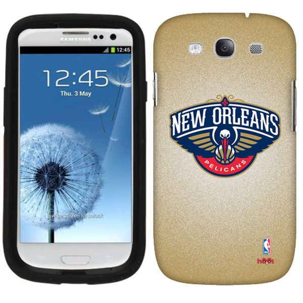 New Orleans Pelicans Samsung Galaxy S3 Case -  Gold - $14.99