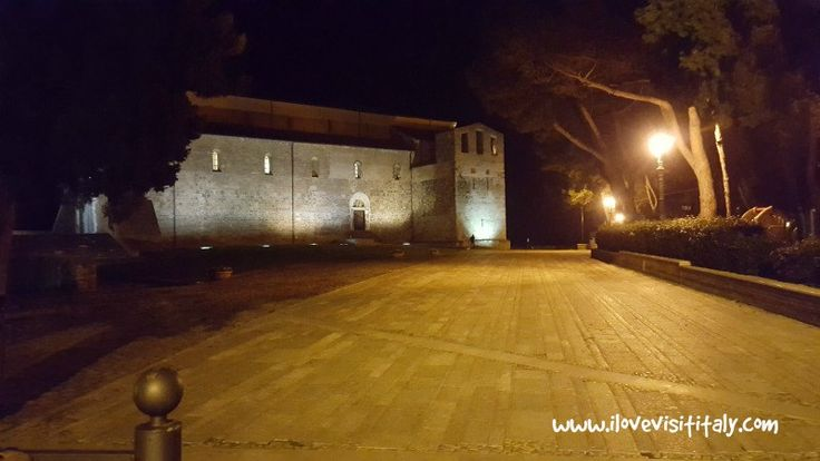 abbaziadisangiovanniinvenere-notte-ilovevisititaly4   da ilovevisititaly