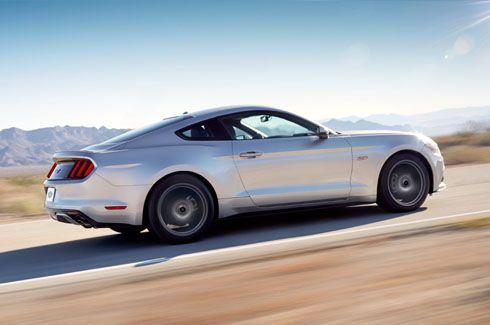 Ford de México | Mustang Galería