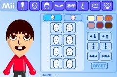 A nice cartoon avatar maker for your children to made images of themselves and each other.