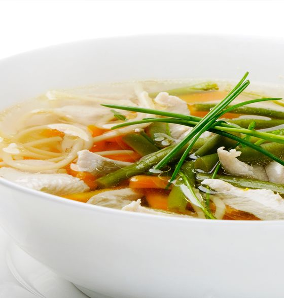 Maxines Burn : Chicken Noodle Soup