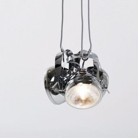 KARE Prague - Pendant Lamp Headlight