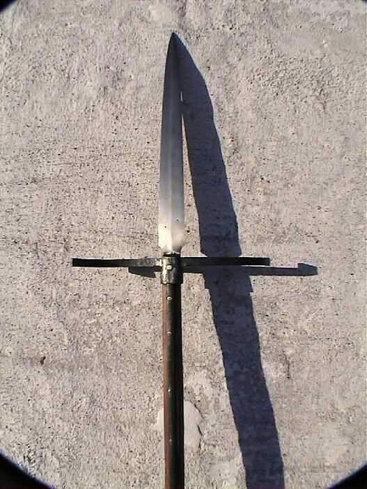 hunting spear spear hunting spear boar spear