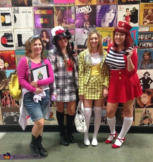 Clueless Costume | Halloween costumes, Clueless halloween ...