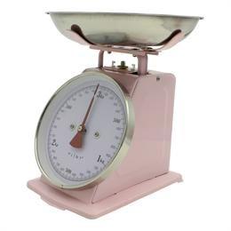 køkkenvægt - rosa