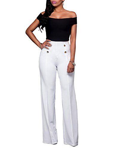 the 25 best pantalon femme taille haute ideas on. Black Bedroom Furniture Sets. Home Design Ideas