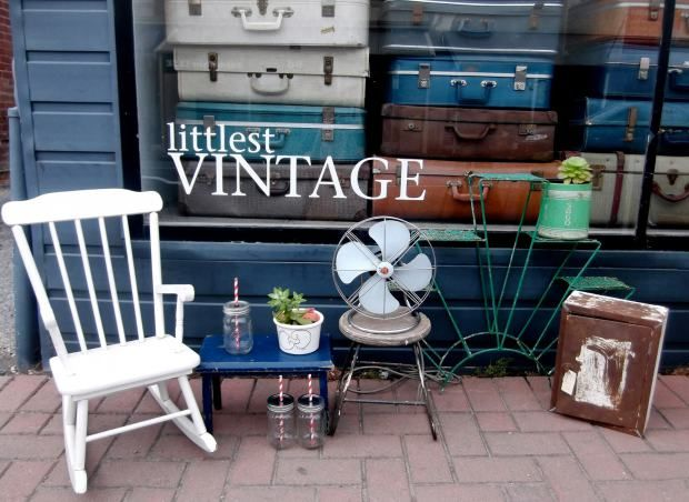 Adelaide Vintage Stores - Littlest Vintage. Great retro clothes and furniture