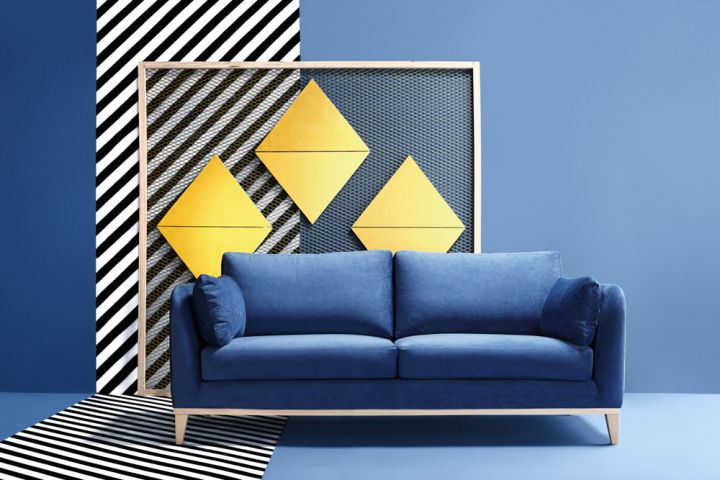 The Twenties collection by Masquespacio for Missana sofa chair