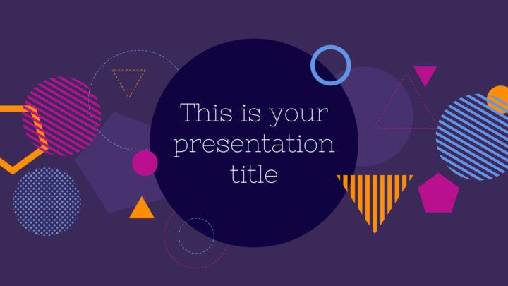 Free Modern And Bold Powerpoint Template Or Google Slides Theme Powerpoint Google Slides Themes Powerpoint Themes