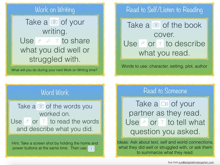 Check out these AMAZING Daily 5 / Literacy task cards by