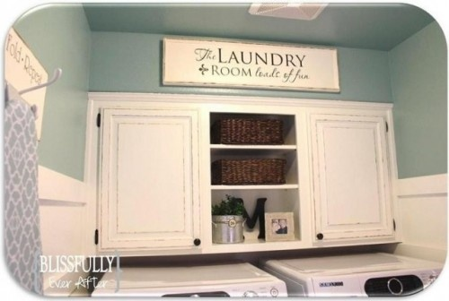 Signs for laundry room