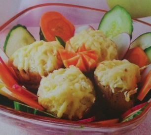 Sanatate cu pofta de viata: Retete sanatoase - Cartofi fierti cu coaja