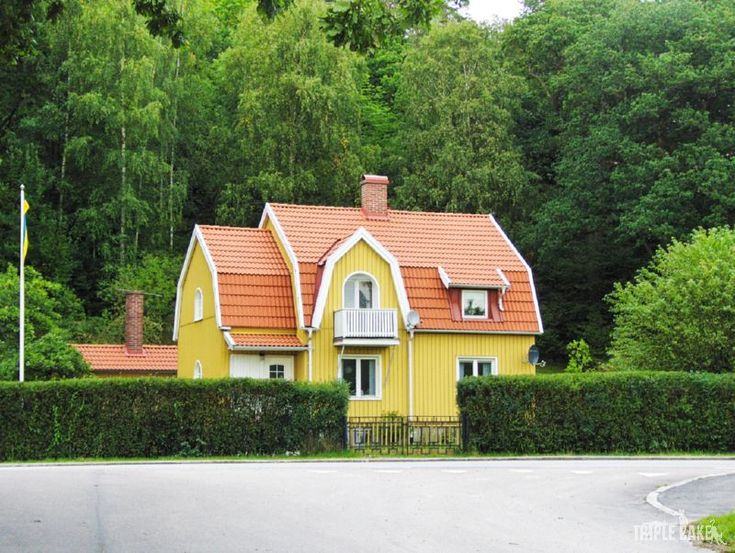 Ordinary Swedish house