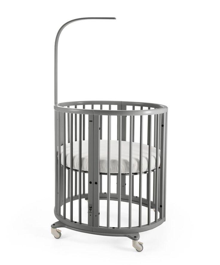 Stokke® Sleepi™ Mini Crib Storm Grey