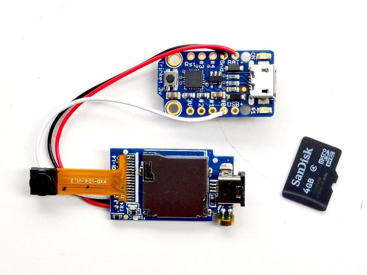 NEW GUIDE: Timelapse Spy Camera #AdafruitLearningSystem « Adafruit Industries – Makers, hackers, artists, designers and engineers!