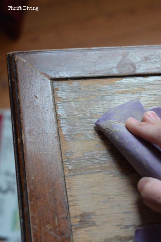 How to Tile a Table Top With Your Own Ceramic Tiles : Thrift Diving Blog