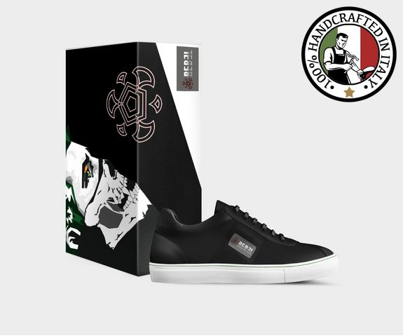 The Rebel in you! Made in Italy. To buy your pair visit https://www.aliveshoes.com/rebel_sporty_black