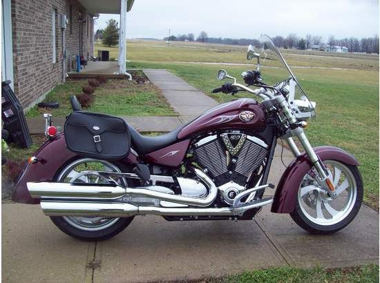 Victory Motorcycle For Sale | ... search motorcycle services motorcycle financing 2008 victory kingpin