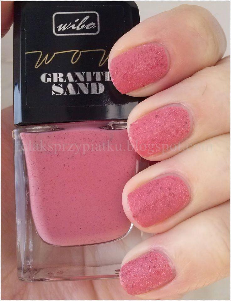 Wibo WOW Granite Sand nr 3