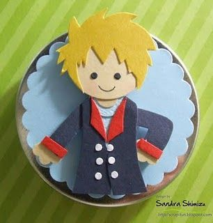 fun-ideas handmade, The Little Prince!