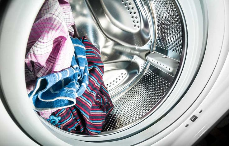 How to clean your front load washing machine properly