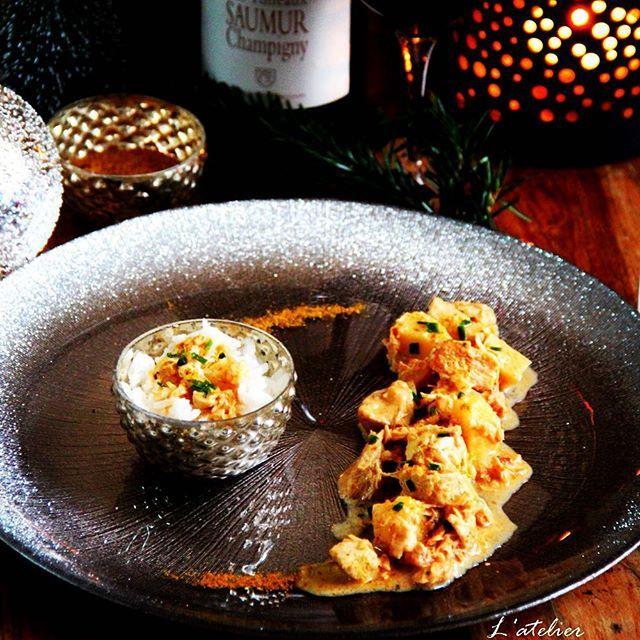 Colombo de poulet ⭐️⭐️toute la recette sur le blog ⭐️#colombo #poulet #recipe #food #christmas #noel #recettedenoel #instagood #foodpics #foodphotography #foodphoto #epice #coco #pommes #yummyfood #foodie