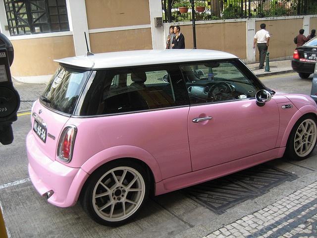 pink mini @Alex Ksikes Achotegui pense en ti ♥