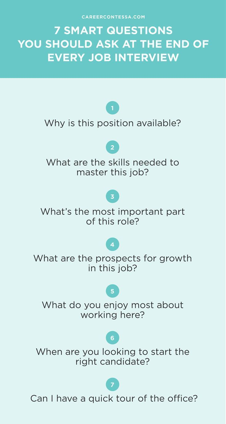 informal interview questions to ask