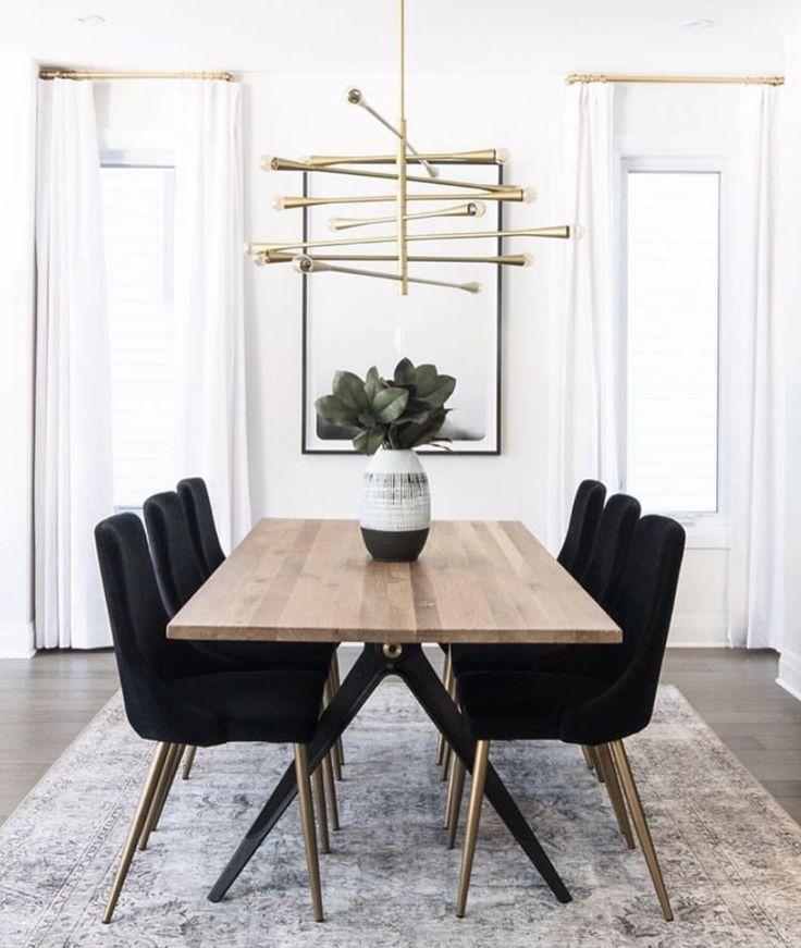 Stunning Dining Room Inspo The Marble Home Esszimmerdekoration