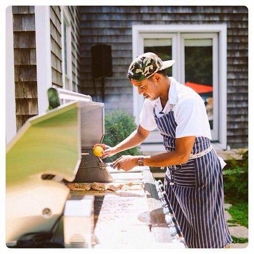 ChefRoblé Aliin the Hamptons.
