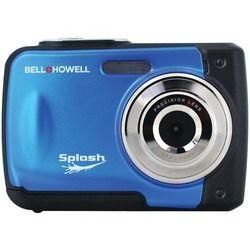 Bell+howell 12.0 Megapixel Wp10 Splash Waterproof Digital Camera (blue) (pack of 1 Ea)