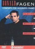 Donald Fagen: Concepts for Jazz/Rock Piano [DVD] [1993]