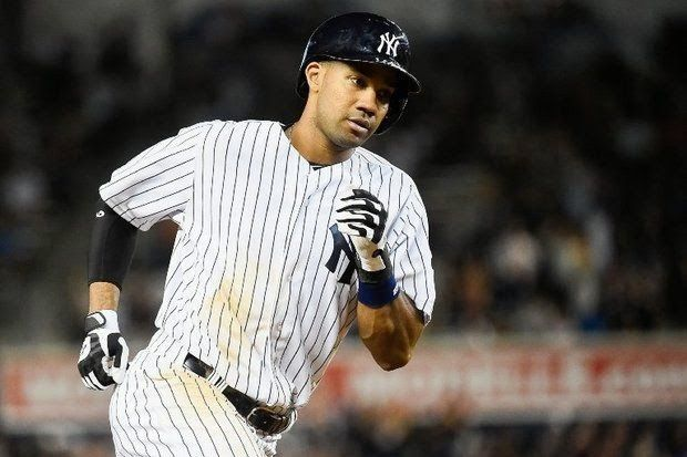 the other paper: Yankees' Chris Young appears on Mets' tickets (PHO...