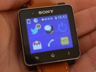 Sony Smartwatch 2 Features And Specifications