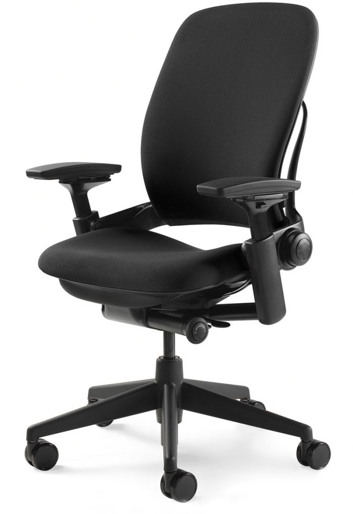 Leap Chair V2 Black Steelcase Lp K Fb As Well Office Suggestions Regarding Home Business Layout Beautiful