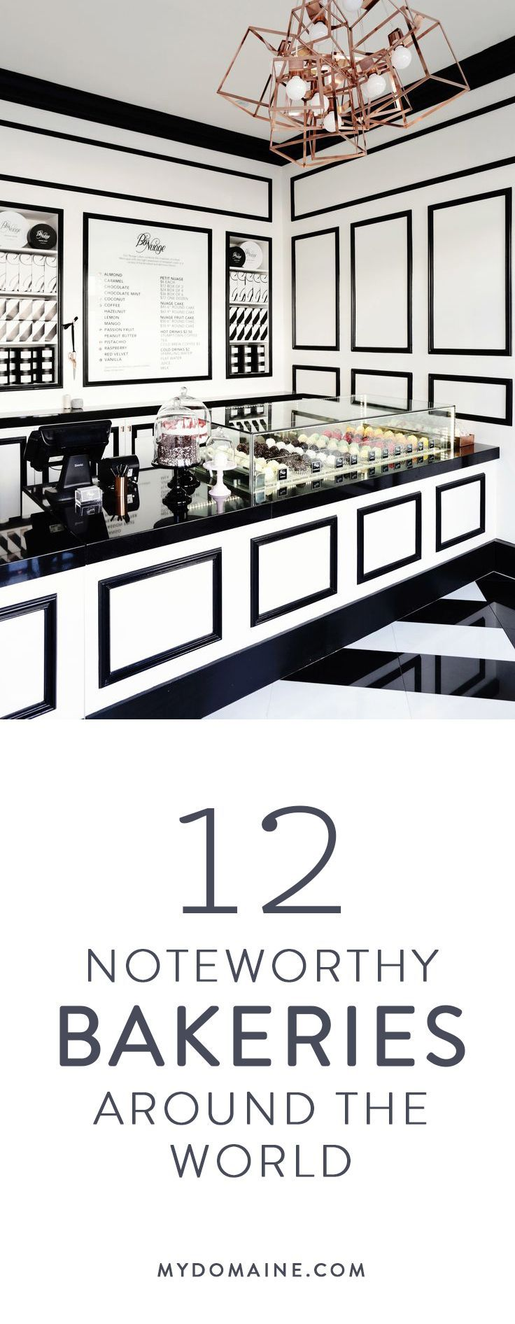 140 best Bakery Dreams images on Pinterest | Bakery shops ...