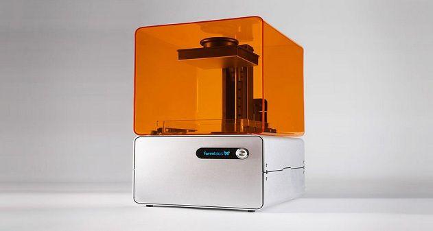 Form 1, la impresora 3D que te gustaría tener