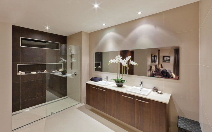 Whittaker Ensuite, New Home Designs - Metricon
