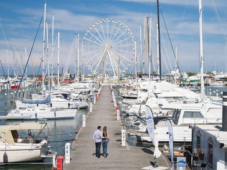 Il porto di Rimini Rimini harbor Порт Римини Le port de Rimini Der Hafen von Rimini