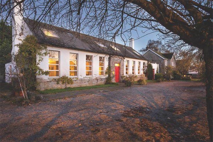 THE OLD SCHOOL AND MASTER'S HOUSE, CASTLEDERMOT, COUNTY KILDARE, IRELAND