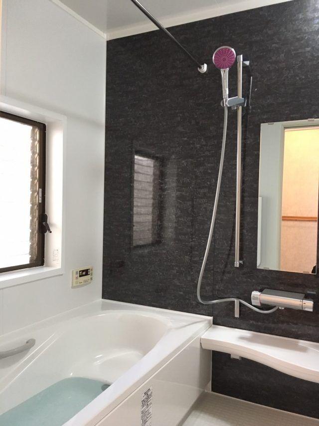 浴室交換工事ビフォーアフター お風呂 リフォーム リフォーム 工事