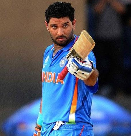 Yuvraj Singh selected for ODIs against Pakistan http://ndtv.in/Y2mfkY