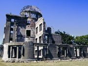 World Heritage Sites in Japan Hiroshima Peace Memorial (Genbaku Dome