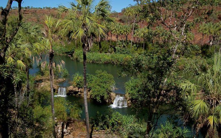 Lawn Hill National Park, Australia.
