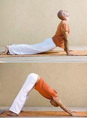 """Пять простых """"тибетских"""" упражнений, которые восстанавливают молодость,здоровье и жизнеобеспечение организма"""