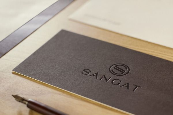 Sangat | Wellness and Spa centre on Behance