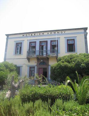 limnos greece - limnos museum