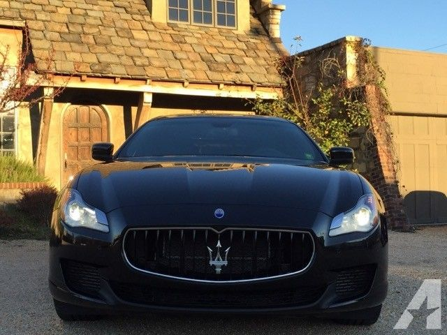 2014 Maserati Quattroporte GTS Price On Request