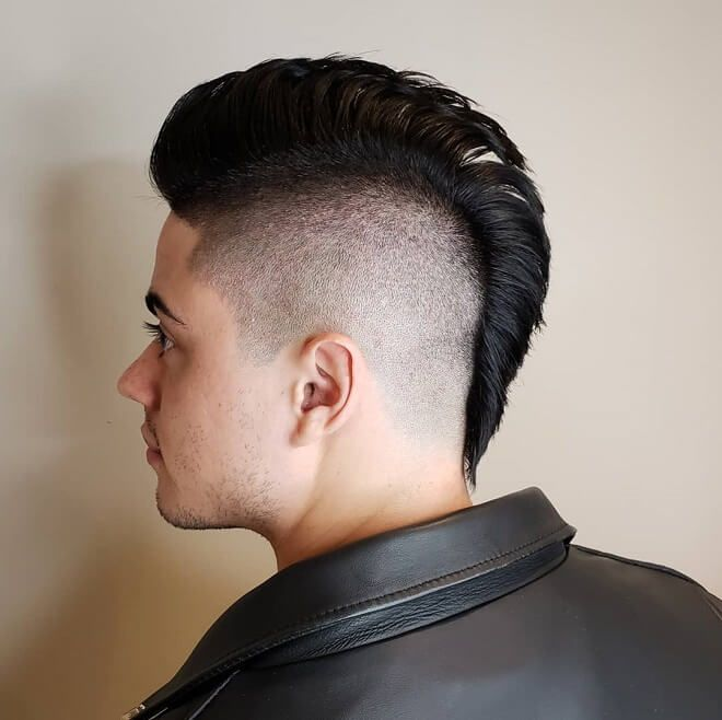 Modern Mohawk Haircut Mohawk Hairstyles Men Mohawk Hairstyles Mohawk Haircut